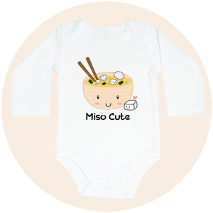 Miso Cute - Long Sleeve