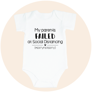 My Parents Failed at Social Distancing Pregnancy Announcement