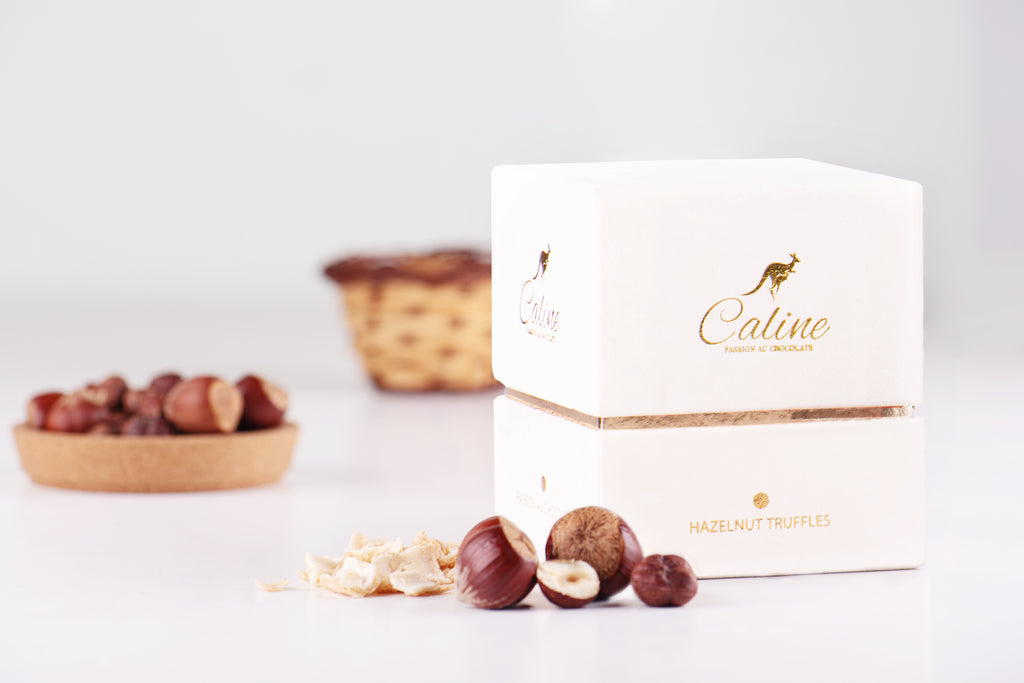 Truffles Collection | Hazelnuts