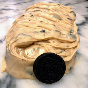 Dairy Cookies and Cream Fudge