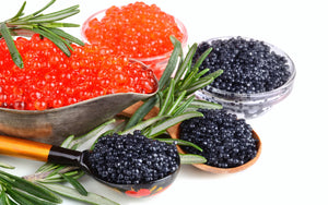 What is Caviar? Caviar vs. Fish Roe