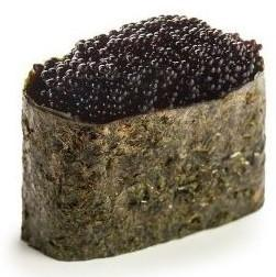 Tobikko Flying Fish Roe Sushi Caviar Black