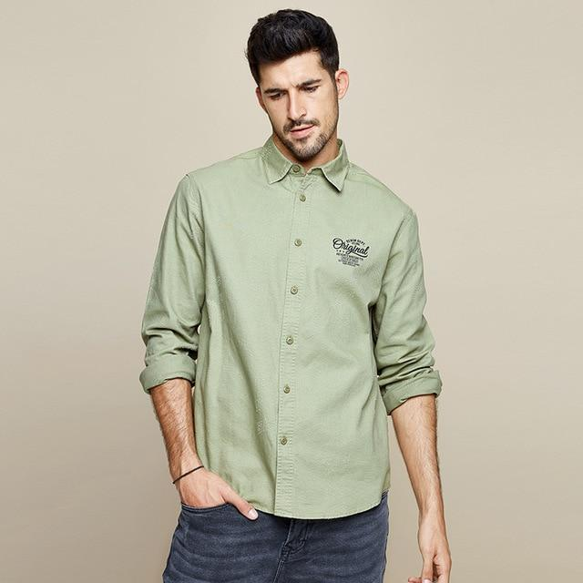 UF Slim Fit Printed Shirt