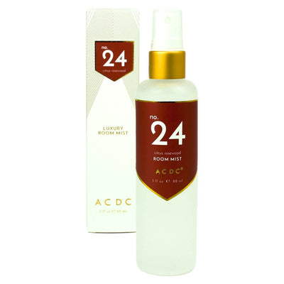 2001136 ACDC Digits No 24 Citrus Rosewood Spiced Ginger Room Spray
