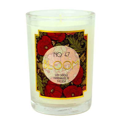 Bloom Scented Soy Wax Candle - A C D C