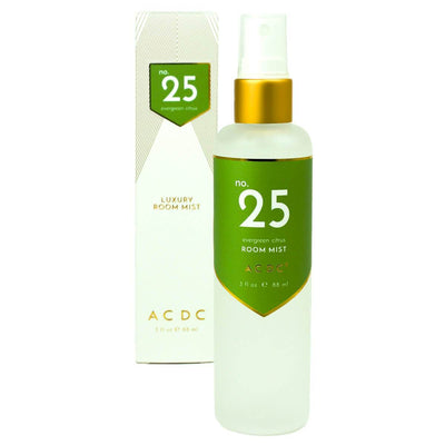 No. 25 Evergreen Citrus Room Mist - A C D C