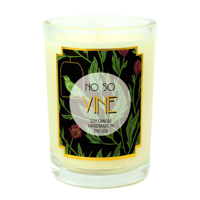 Vine Scented Soy Wax Candle - A C D C
