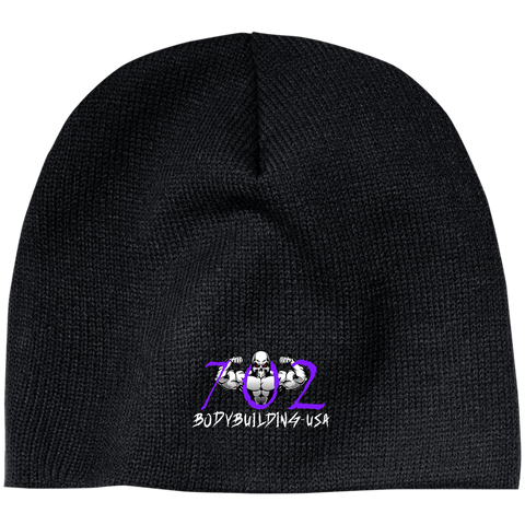 702 100% Acrylic Beanie - CP91 Custom Cat