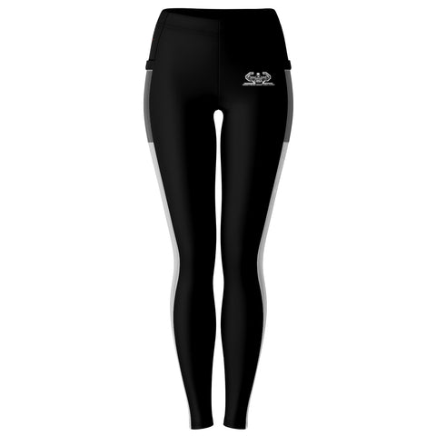 BB USA MDFIT Mesh Pocket Leggings