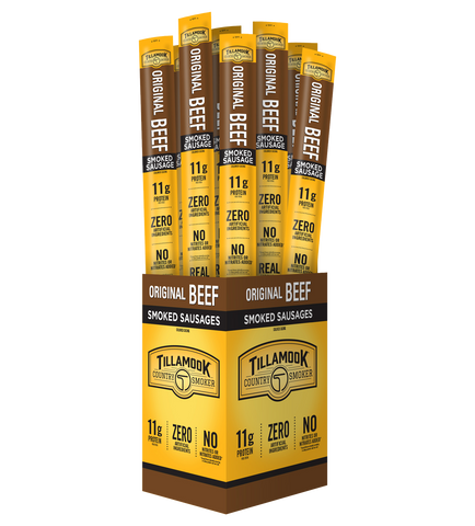 #121 Large Beef Meat Sticks
