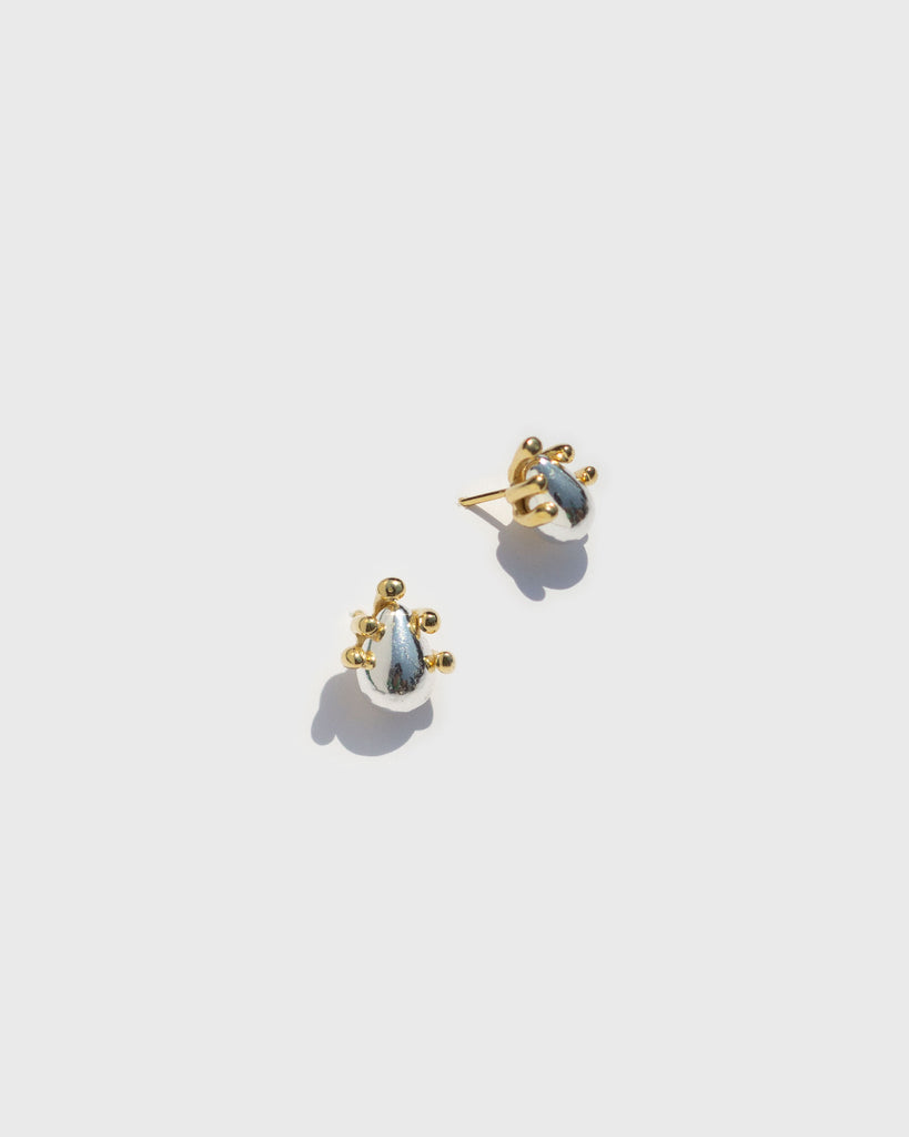Alien Pearl Earrings