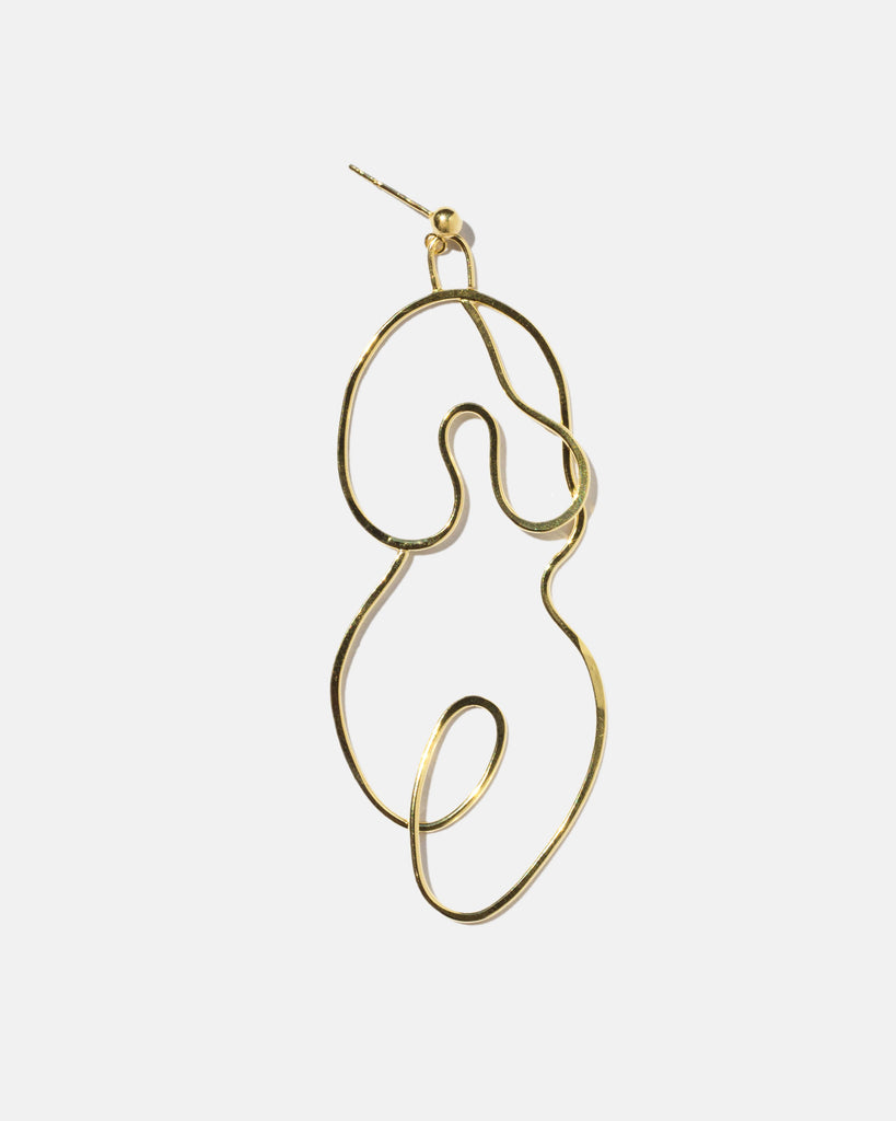Nude No. 2 Earring | Large