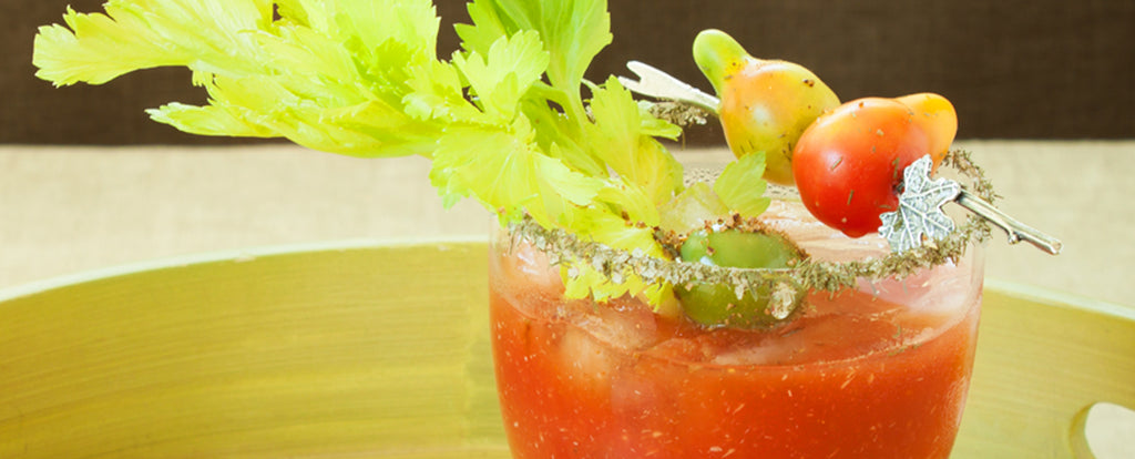 Salinity™ Salts: Bloody !Fire! Mary Recipe
