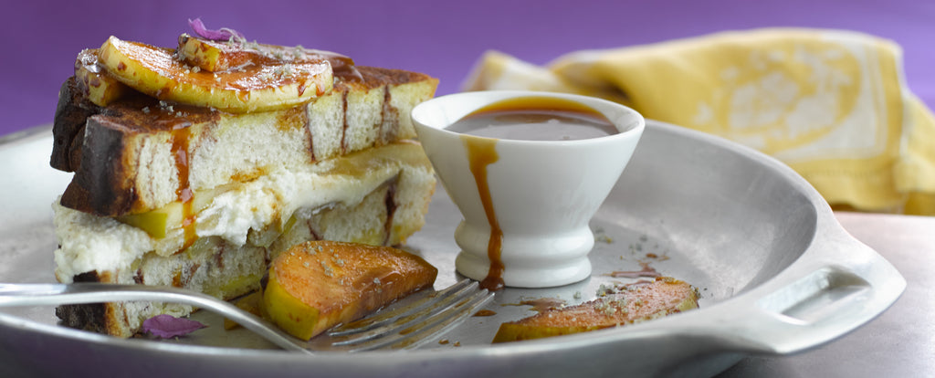 Salinity™ Salts: Ricotta-Stuffed French Toast Recipe