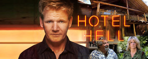 Gordon Ramsay's Hotel Hell on FOX