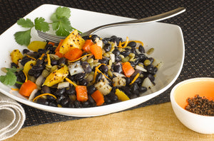 Black Bean Medley Recipe