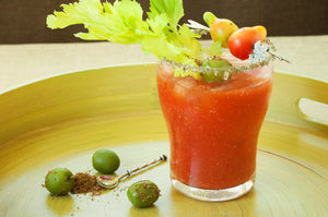 Bloody !Fire! Mary Recipe
