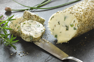 Dilly-O Herb Butter Log Recipe
