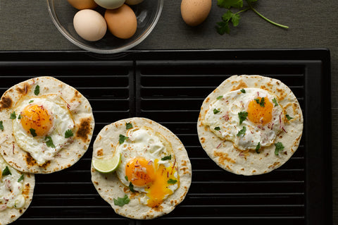 Huevos con Tortillas Recipe