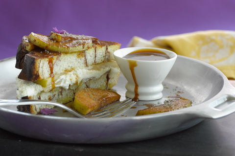Ricotta-Stuffed French Toast Recipe