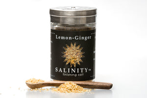 Lemon-Ginger Finishing Salt