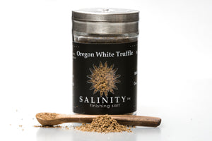 Oregon White Truffle Finishing Salt