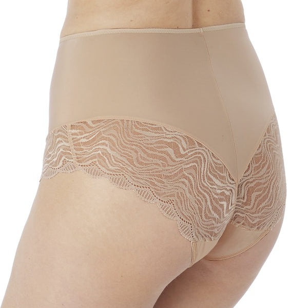 Impression High Waist Brief FL5858 Natural Beige
