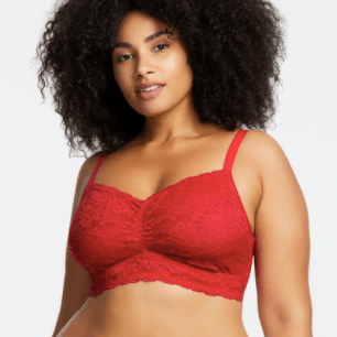 Montelle Bralette 9334 Sweet Red