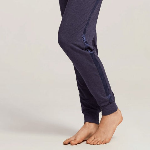 Jogger with Silk Trim 6206 Indigo