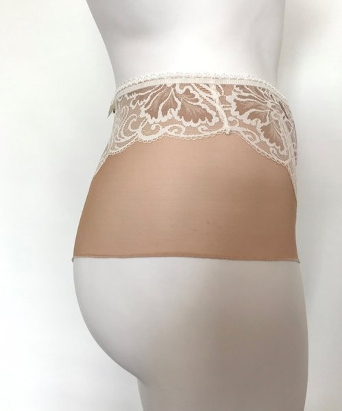 Antonina High Brief Ivory