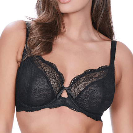 Fancies Plunge AA1011 Black