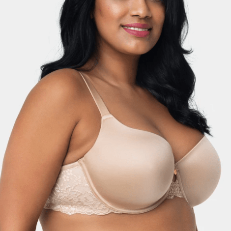 Lace Shine T-shirt Bra 1102 Bombshell (Discontinued)