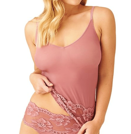 Light and Lacy Cami 811363 Mesa Rose