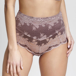 Clara High Brief 7254 Praline