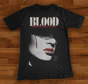 Blood and Black Lace Shirt