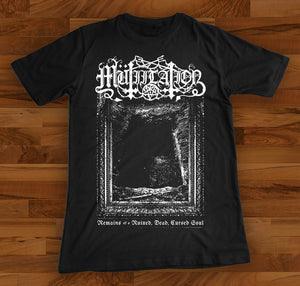 Mütiilation - Remains of a Ruined, Dead, Cursed Soul Shirt
