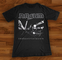 Load image into Gallery viewer, Nasum - Industrislaven shirt