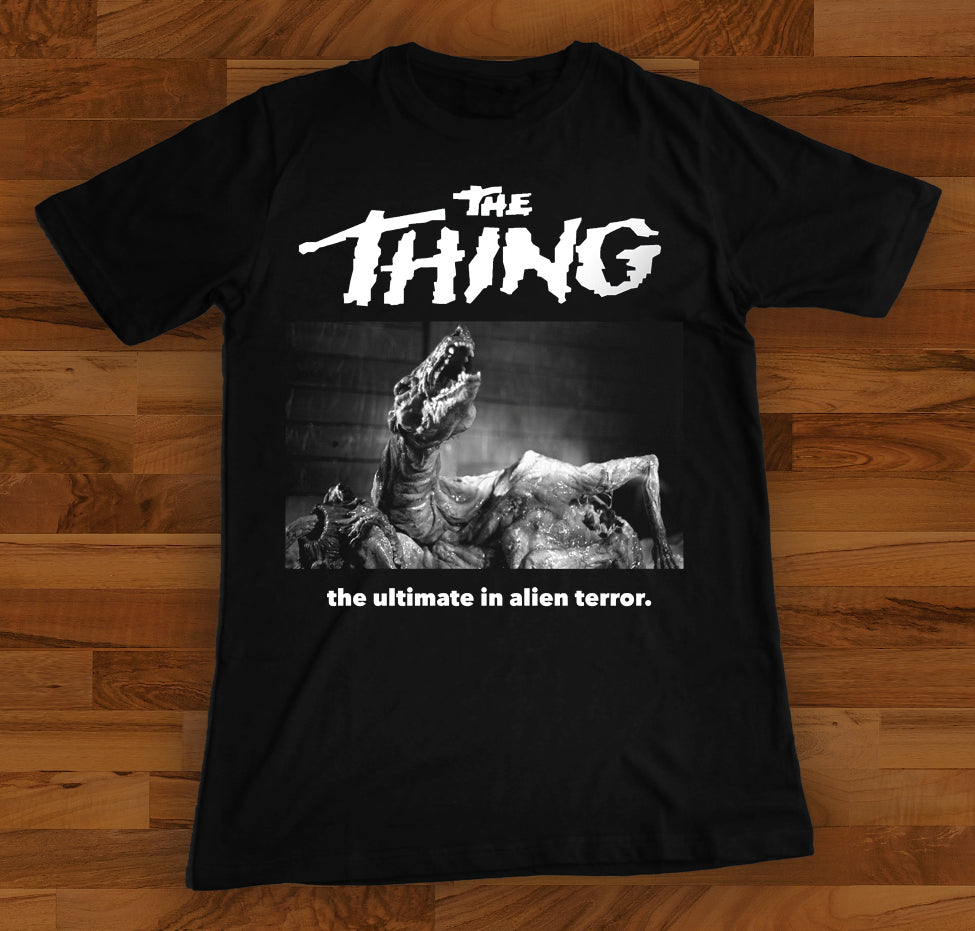 The Thing Shirt - Horror Movie Dogs Charity