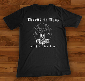 Throne of Ahaz Nifelheim Shirt