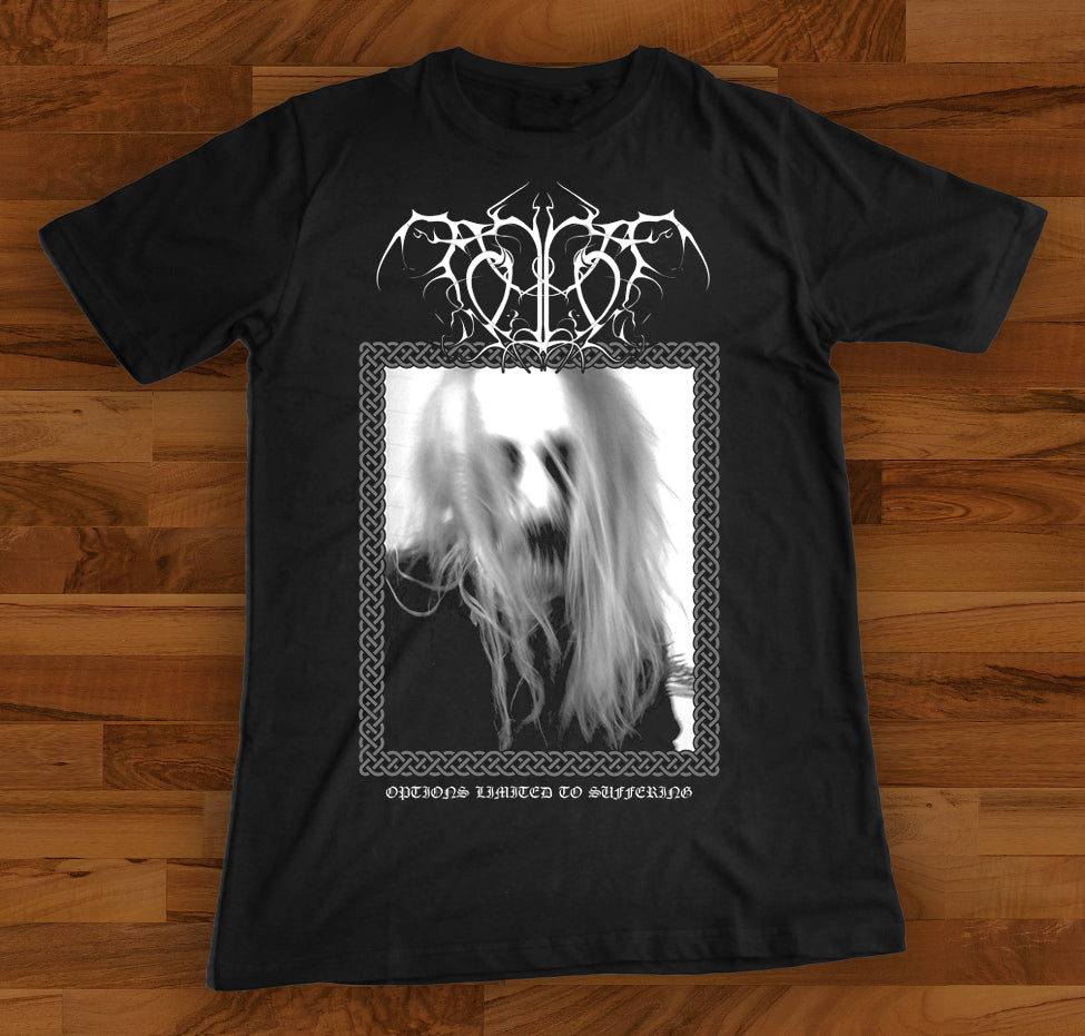 Tomhet - Options Limited to Suffering Shirt