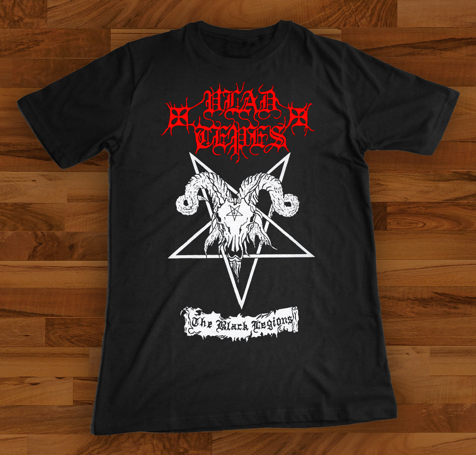 Vlad Tepes - The Black Legions Shirt