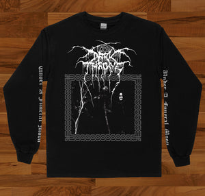 Darkthrone - Funeral Moon Longsleeve Shirt
