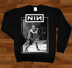 Nine Inch Nails - NIN Woodstock Crewneck sweatshirt