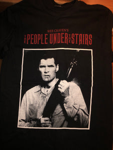The People Under the Stairs Shirt