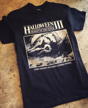 Load image into Gallery viewer, Halloween 3 Horror Movie Shirt