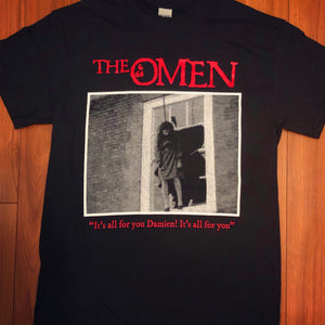 The Omen Horror Movie Shirt