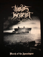 Load image into Gallery viewer, Judas Iscariot - March of the Apocalypse Shirt