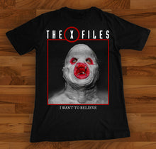 Load image into Gallery viewer, X files - Flukeman Shirt