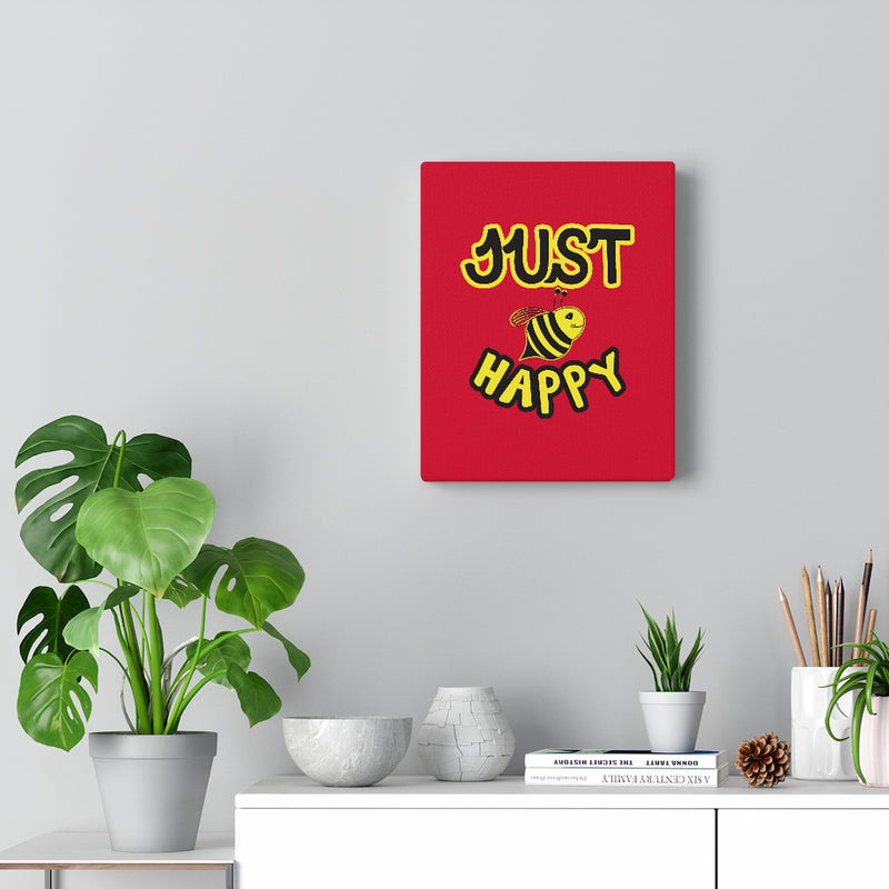 Red Canvas Gallery Wraps - JBH Original