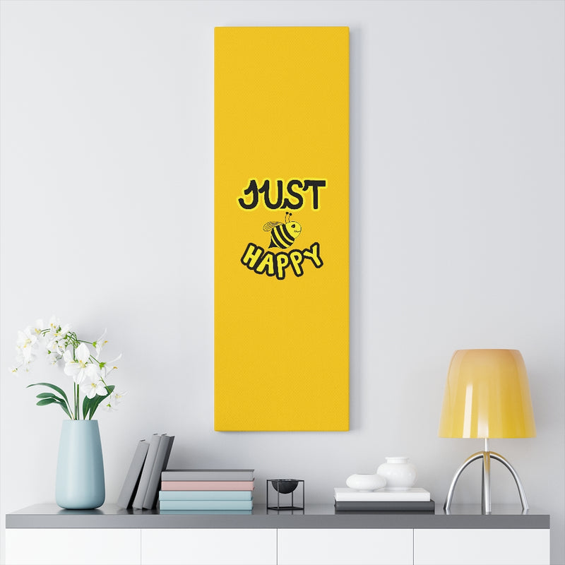 Yellow Canvas Gallery Wraps - JBH Original
